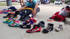 fargo was the shit picked up so many shoes (dayton(18472247258)selling og teals) Tags: 6 vintage shoes teal wrestling 7 8 nike og tigers asics 105 adidas rare teals combats absolutes wrestlingshoes nitros kolats inflicts footsweeps