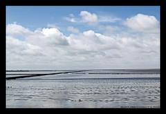 tideland Ameland II (xlod) Tags: vacation sky cloud water netherlands island wasser urlaub himmel wolke insel northsea ameland nordsee niederlande