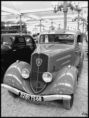 Peugeot 201 M - 1937 (kity54) Tags: auto old classic cars car automobile cité voiture coche older 1937 ancienne ancien mulhouse véhicule worldcars peugeot201m