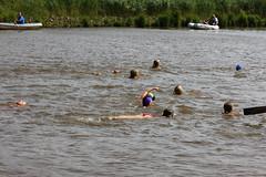Reitdieptochten Garnwerd 2013 044 (AWJ Hefting) Tags: swimming reitdiep garnwerd zwemmen reitdieptochten