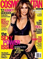 Jennifer Lopez #เปรี้ยว เท่ บน Cosmopolitan Magazine !!