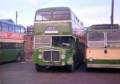 0061 19700223 SOL 9962 SF (CWG43) Tags: uk bus parkroyal aec bridgemaster easternscottish highlandomnibuses scottishomnibuses 9962sf bb962 2b3ra 480dva