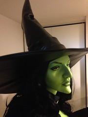Wicked Witch Mannequin (Tylindr) Tags: witch oz wicked wizardofoz elphaba ozthegreatandpowerful wikedwitch