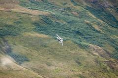 RAF Panavia Tornado GR4 (Dan Kemsley) Tags: wales canon photography mod force image aviation air ministry low jet royal aeroplane crew valley british sortie tornado bluebell defence 100400mm raf aero lowlevel sqn panavia gr4 bwlch machloop lowfly 50d lfa7
