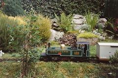 Paracombe Garden Railway 1 (woodsidelightrailway) Tags: garden railway southern 16mm barnstaple lynton paracombe