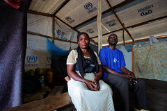 Congo refugees in Uganda (EU Civil Protection and Humanitarian Aid) Tags: refugees echo conflict uganda unhcr drc displacement