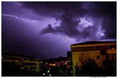 Ciel 09 (Fabien TEBOUL) Tags: lighting light sky nikon flash pluie ciel eclair orage lightstorm d5200