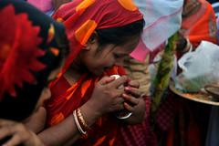 Durga Puja (E R) Tags: travel red india heritage religion traditionalart idol hinduism kolkata sari bengal hindureligion calcutta artisan ganga vermilion durgapuja rituals hindupriest westbengal indianart travelindia indianfestivals gangariver indianwoman indiatravel riverganga hindugod indianfestival streetsofcalcutta marriedwoman festivalsofindia hindurituals hindudeity holydip goddessdurga bengalart bengaligirls pujapandal hinducelebration calcuttaindia streetsofkolkata mothergod kolkatastreets durgaidol westbengaltourism kumortuli womaninsari clayidol bengalifestival bengalifestivals kolkatakumartuli hindudecoration bengaltradition bengalicelebration bengalhistory bengaltravel westbengalpolitics kolkatafestival clayidolmaking poorartists pottersdistrictkolkata fesivalofgoddessdurga bengalidecoration celebrationofgoddessdurga indiandrape bengalitraditionalware bengaligirlsintraditionalsari bengalimarriedwoman bengalitraditionaldress