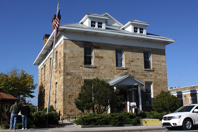 "The ""Old"" Cumberland Co. Courthouse - Crossville, TN"