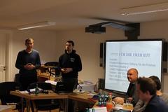Prezi-Workshop der Stipendiaten (rbmd_fnf) Tags: halle worksho stiftung prezi