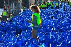 DN Stockholm Half Marathon (e-laboratorio) Tags: stockholm azzurro sveden halfmarathon stoccolma ragazza svezia mezzamaratona