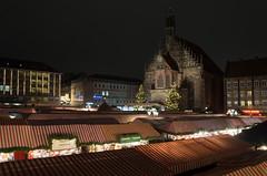 Christkindlesmarkt Nürnberg (svendoehler) Tags: bayern deutschland market nuremberg franconia weihnachtsmarkt buden franken frauenkirche christkindlesmarkt nürnberg hauptmarkt