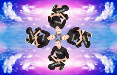 JAC VANEK SPRING 14 (Amber B Dianda) Tags: fashion kaleidoscope jacvanek kriskidd amberbdiandaphotography