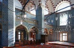 Sinan, Rüstem Paşa Mosque, view