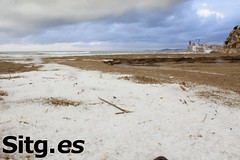 """Snow in Sitges, Barcelona • <a style=""""font-size:0.8em;"""" href=""""http://www.flickr.com/photos/90259526@N06/12030533616/"""" target=""""_blank"""">View on Flickr</a>"""