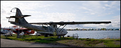 steel-memories (Cool breeze pics) Tags: alaska plane airplane fly airport nikon aircraft aviation flight anchorage retired propeller d60 nikond60