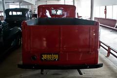1937 Diamond T Pick Up Truck (Bulzi) Tags: street up ferry truck t pier diamond hyde pick eureka 1937