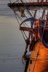 Anchor (dans eye) Tags: canon flickr published ship florida spanish anchor fl staugustine galleon floridascenes elgaleon