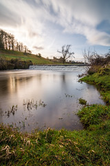 River Aln Weir - Alnwick (Callaghan69) Tags: uk longexposure castle water river landscape nikon scenery alnwick northumberland le slowshutter weir riveraln northeastengland d7100 beautyofwater tokina1116 wildaboutnorthumberland haida10stop