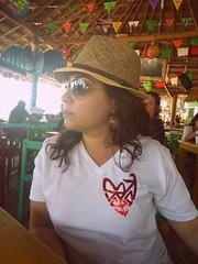 LUV iz... a getaway (communiTEEZ) Tags: sun sol beach samba playa catamaran suntan cancun caribe riu xplor communiteez