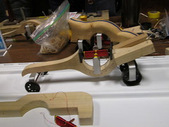 """Scratch-built E-Car • <a style=""""font-size:0.8em;"""" href=""""http://www.flickr.com/photos/61091961@N06/12866642783/"""" target=""""_blank"""">View on Flickr</a>"""