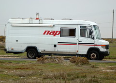 Nap (Bruners) Tags: mercedes nap stealth camper campers afinemess dungenessbeach