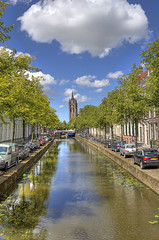 """Oude Kerk Delft • <a style=""""font-size:0.8em;"""" href=""""http://www.flickr.com/photos/45090765@N05/13999685619/"""" target=""""_blank"""">View on Flickr</a>"""