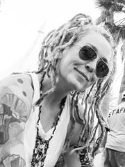 coachella_2014-90 (cloudcity) Tags: california vacation music woman girl sunglasses festival tattoo dreadlocks female spring concert palmsprings blonde april coachella dreads sleeve aviators indio rayban 2014