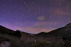 Nocturna al corral dels Llorenots ( alfanhu) Tags: stars track nightshot trail nocturna polar sella corral benimantell llorenots