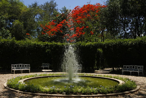 Summer Palace Gardens, Hua Hin