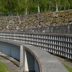 de Monchique #3 (TheManWhoPlantedTrees) Tags: lines architecture cemitrio guimares landscapearchitecture beto arquitecturaportuguesa arquitecturapaisagista nikond3100 tmwpt