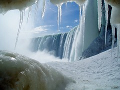 Cataratas del Niagara 1 (Juanjo RS) Tags: ontario canada rio del agua nieve niagara cataratas hielo catarata ontariocanada castaratasdelniagara