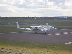 Video Of N8244L Beech Starship Take Off (Aircaft @ Gloucestershire Airport By James) Tags: james video airport gloucestershire beech lloyds starship egbj n8244l