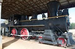 Pioneer Museum of Alabama - Baldwin Logging Locomotive (RNRobert) Tags: logging troy locomotive baldwin pikecounty 440 steamengine pioneermuseumofalabama