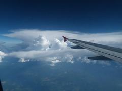 (IgorCamacho) Tags: travel brazil sky storm nature paran rain brasil clouds airplane natureza chuva cu southern cielo nubes tormenta viagem avio nuvem infinito sul tempestade