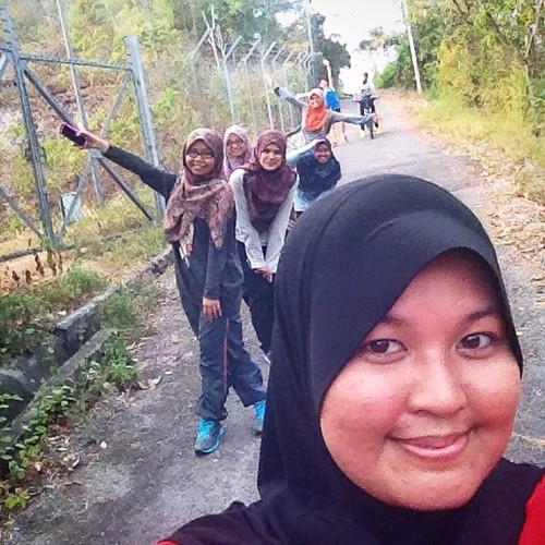 Syokk wehhh!!!! Hiking la sangat...  Gunung Medan, Utan Aji, Perlis  Utk sape yg xtau..ni ar area kampung rita rudaini...   #perlis #malaysia #journeydja