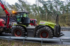 Claas Xerion 5000 mit JENZ HEM 820 Z-2 (Daniel Konopka) Tags: tractor jenz agriculture claas claasxerion5000 mobilhacker jenzhem820z