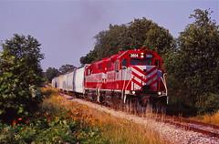 Fisk, Wisconsin (UW1983) Tags: wisconsin trains fisk railroads wsor wisconsinsouthern