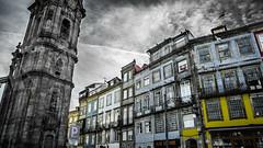Tres das en Portugal (XXVIII). Porto desde el coche (pepoexpress - A few million thanks!) Tags: city portugal architecture porto nikond600 pepoexpress