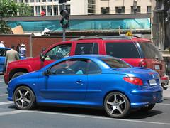 Peugeot 206 CC 1.6 2007 (RL GNZLZ) Tags: 206 cc 16 peugeot 206cc 2007 bluecars