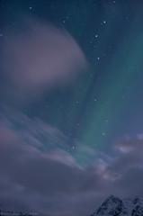 A hint of Northern Lights (katrin glaesmann) Tags: lofoten northernlights auroraborealis norway2015 unterwegsmiticelandtours photographyholidaywithicelandtours