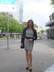 Lausanne - Avenue du Thtre (Alessia Cross) Tags: tgirl transgender transvestite crossdresser travestito