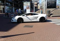 Lamborghini Gallardo LP560-4 (Alessandro_059) Tags: white lamborghini gallardo lp5604