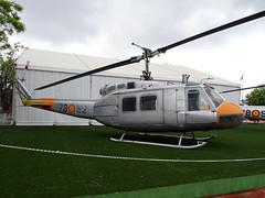 HE.10B-39 78-52 Bell UH-1H Iroquois cn 13276 Spanish Air Force Cuatro Vientos 07May16 (kerrydavidtaylor) Tags: uh1 bell205