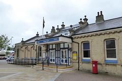 King's Lynn Station (yellow book) Tags: norfolk lynn northsea kingslynn riverouse greatouse hanseaticleague thewash