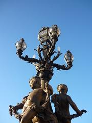 Art of lighting up (SixthIllusion) Tags: travel light paris france streets art