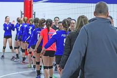 IMG_1562 (SJH Foto) Tags: school girls club high team hand teens teenager volleyball slap postgame tweens