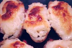 Cheesy stuffed potatoes (Scott SM) Tags: cheese mashed stuffed potato melted cheesy baked