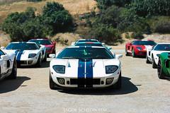 GT40 Heaven. (JacobSchlobohm) Tags: auto cars ford car automotive laguna gt gt40 automotivephotography mazdaracewaylagunaseca