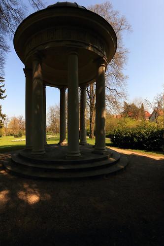 """Schlossgarten Eutin (21) Sonnentempel • <a style=""""font-size:0.8em;"""" href=""""http://www.flickr.com/photos/69570948@N04/26859767991/"""" target=""""_blank"""">View on Flickr</a>"""